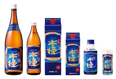 雲海酒造 木挽BLUE