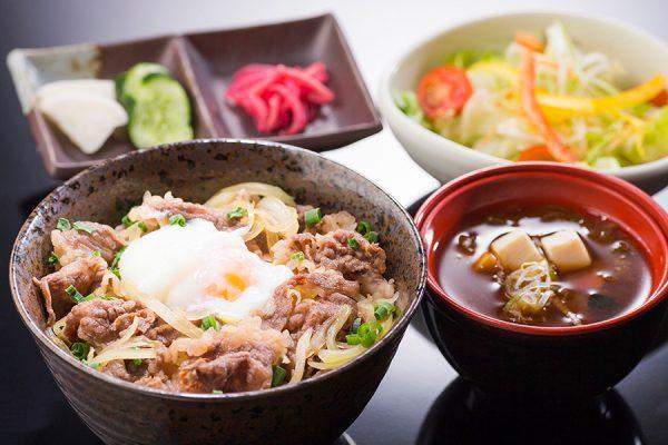 宮崎牛丼 1,450円
