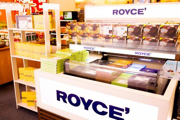 日本ブランド菓子:ROYCE'(ロイズ)
