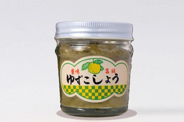 米良食品ゆずこしょう(青)【90g】