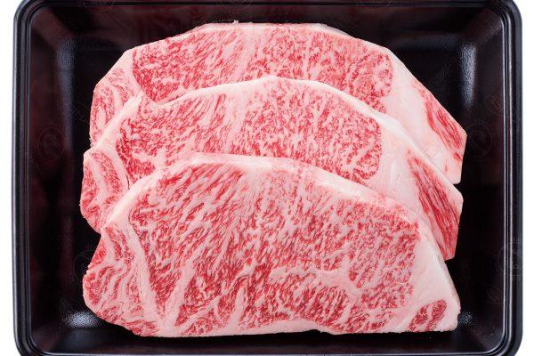 ミヤチク 宮崎牛ロースステーキ【180g×3】10,800円